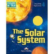 Literatura CLIL The Solar System cu Cross-Platform App. - Virginia Evans