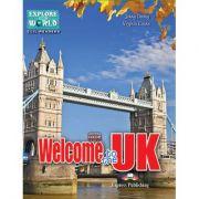 Literatura CLIL Welcome to the UK cu Cross-Platform App - Virginia Evans