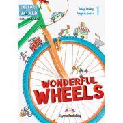 Literatura CLIL Wonderful Wheels cu Cross-Platform App - Virginia Evans