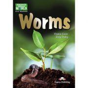 Literatura CLIL Worms cu cross-platform App - Virginia Evans