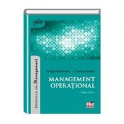 Management operational - Cosmin Dobrin, George Moldoveanu