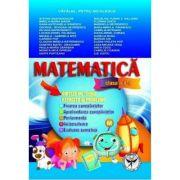 Matematica Clasa a V-a. Exercitii si probleme. Sinteze si teorie - Catalin Petru Nicolescu