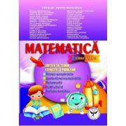 Matematica. Exercitii si probleme. Sinteze si teorie, Clasa a VIII-a - Catalin Petru Nicolescu