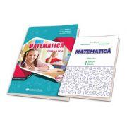 Matematica clasa a IV-a + Brosura. Raspunsuri. Indicatii. Rezolvari - Artur Balauca, Catalin Budeanu, Vasile Avirvarei