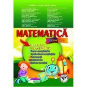 Matematica. Sinteze si teorie. Exercitii si probleme, Clasa a VI-a - Catalin Petru Nicolescu