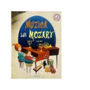 Muzica lui Mozart. Carte muzicala - Eliseo Garcia