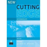 New Cutting Edge Intermediate Workbook with Key - Frances Eales