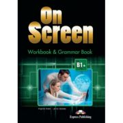 On Screen B1+. Workbook and Grammar (with Digibook) - Jenny Dooley
