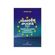 Pedagogie aplicata – Domeniile de competente cheie europene in perspectiva disciplinei biologice - Mariana Iancu