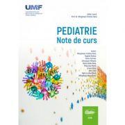 Pediatrie. Note de curs - Cristina Oana Marginean, Rodica Toganel, Carmen Duicu