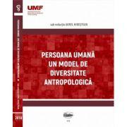 Persoana umana. Un model de diversitate antropologica - Aurel Nirestean, Emese Lukacs