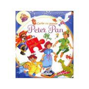 Peter Pan. Carte cu puzlle