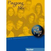 Pingpong Neu 3 - Lehrbuch. Manual de limba germana pentru clasa a VII-a - Manuela Georgiakaki, Gabriela Kopp
