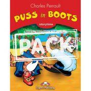 Puss in Boots cu cross-platform App - Jenny Dooley