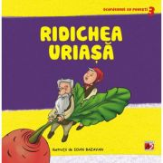Ridichea uriasa - Roxana Haiden