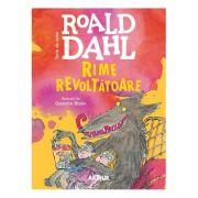 Rime revoltatoare (format mare) - Roald Dahl