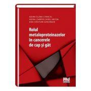 Rolul metaloproteinazelor in cancerele de cap si gat - Elena Stanciu, Adina Zamfir, Anton Chiru