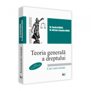 Teoria generala a dreptului 2020 - Costica Voicu, Adriana Camelia Voicu