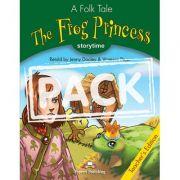 The frog and the princess Manualul Profesorului cu App - Jenny Dooley