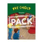 The Ghost set cu CD - Jenny Dooley