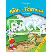 The hare and the tortoise Manualul Profesorului cu App - Jenny Dooley