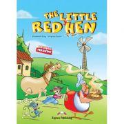 The Little Red Hen - Elizabeth Gray