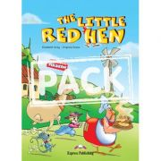 The Little Red Hen Set cu multi-Rom - Elizabeth Gray
