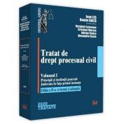 Tratat de drept procesual civil. Volumul I. Editia a 2-a - Ioan Les, Daniel Ghita