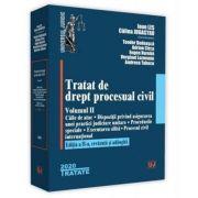 Tratat de drept procesual civil. Volumul II. Editia a 2-a - Ioan Les, Calina Jugastru