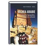 Vechea Arabie. Orizonturi geografice, sociale si culturale - Irina Vainovski-Mihai