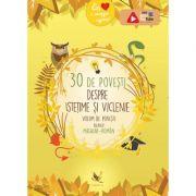 30 de povesti despre istetime si viclenie. Volum de povesti bilingv roman-maghiar