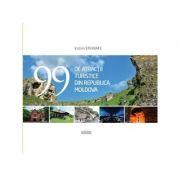 99 de atractii turistice din Republica Moldova - Vadim Sterbate