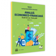 Analiza economico-financiara. Studii de caz. Teste grila - Nicoleta Cristina Matei, Luminita Horhota, Marin Tole