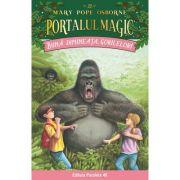 Buna dimineata, gorilelor! Portalul Magic nr. 22 - Mary Pope Osborne