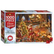 Christmas 1000-Piece Jigsaw. The Night Before Christmas