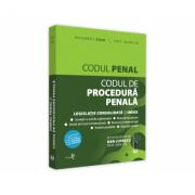 Codul penal si Codul de procedura penala - Noiembrie 2020 Editie tiparita pe hartie alba - Dan Lupascu