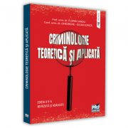 Criminologie teoretica si aplicata - Florin Sandu, Ionita Gheorghe-Iulian