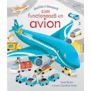 Cum functioneaza un avion (Usborne) - Usborne Books