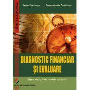 Diagnostic financiar si evaluare. Repere conceptuale, modele si tehnici - Vadim Dumitrascu, Roxana Arabela Dumitrascu