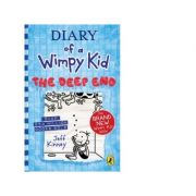 Diary of a Wimpy Kid. The Deep End (Book 15) - Jeff Kinney