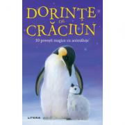 Dorinte de Craciun. 10 povesti magice cu animalute