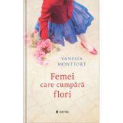 Femei care cumpara flori - Vanessa Montfort