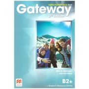 Gateway 2nd Edition, Digital Student's Book Pack, B2+ - David Spencer, Gill Holley