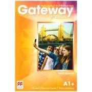 Gateway 2nd Edition, Digital Student's Book Premium Pack, A1+ - David Spencer