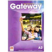 Gateway 2nd Edition, Digital Student's Book Premium Pack, A2 - David Spencer
