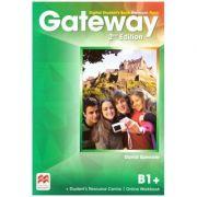 Gateway 2nd Edition, Digital Student's Book Premium Pack, B1+ - David Spencer