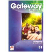 Gateway 2nd Edition, Online Workbook Pack, B1 - David Spencer, Lynda Edwards