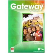 Gateway Student's Book Pack, 2nd Edition, B1+ - David Spencer