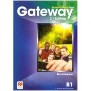 Gateway Student's Book Pack, 2nd Edition, B1 - David Spencer