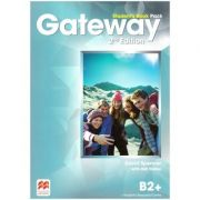 Gateway Student's Book Pack, 2nd Edition, B2+ - David Spencer, Gill Holley